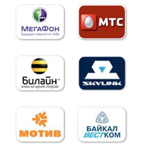 Операторы сотовой связи Мехельты